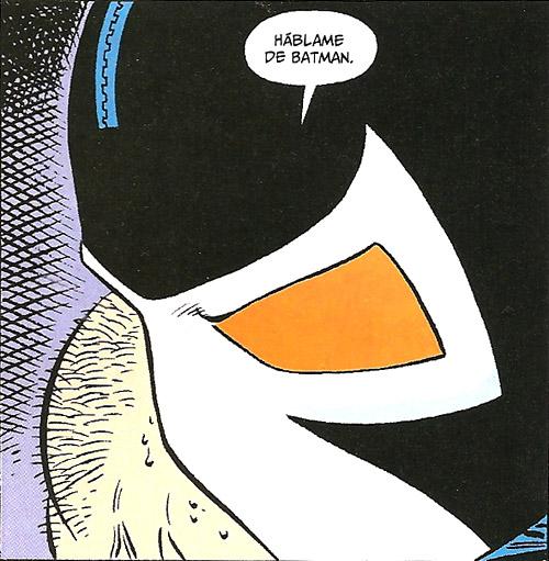 """Bane por Graham Nolan en """"Bane. Batman. El Caballero Oscuro"""""""